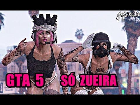 Jogos de meninas - GTA 5 SESSÃO PRIVADA COM AS MENINAS s2 (BR) PS4