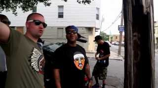 "GENOVESE & STYLES P - ""Walk The Streets"" - Behind The Scenes"