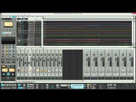 Roland Webinar – Tracking and Mixing a Live Band