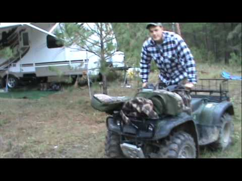 Bow Rifle Combo Hunt Sept. 8th 2010 Part 1