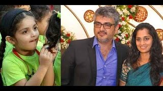 Ajith Made A Surprise Visit And Simplicity To His Daugter's School!