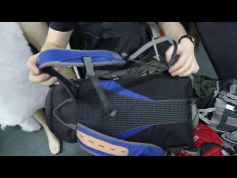 Рюкзак «Лайт 35». Видеообзор.