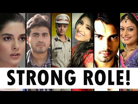 Actors in strong roles!