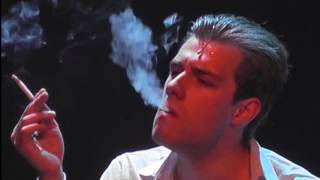 Rudi als Nathan Leopold in Thrill Me