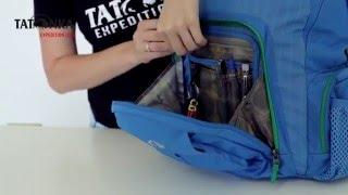 Городской рюкзак с множеством карманов. Tatonka Kangaroo