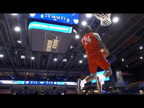 Highlanders Showcased at Open Practice