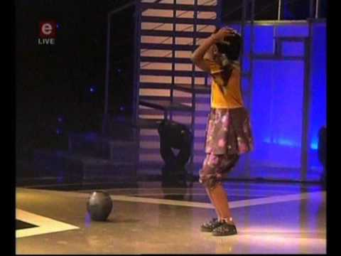 Botlhale's winning performance on SA's Got Talent
