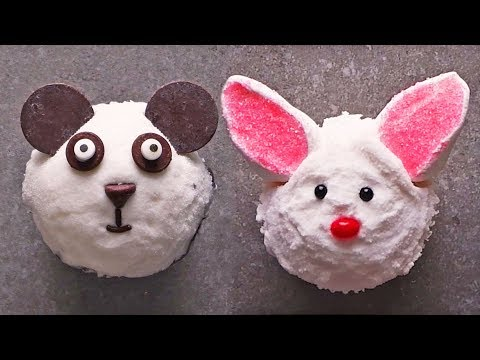 Top Cupcake Designs and More | easy cupcake and cake decorating guide by so yummy