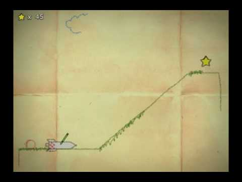 Crayon Physics Deluxe gameplay