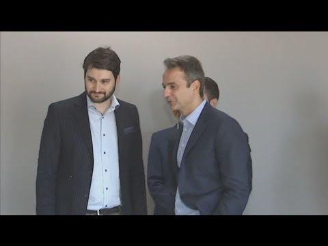Κυρ. Μητσοτάκης: Η Β. Ελλάδα να γίνει πόλος υψηλής τεχνολογίας και καινοτομίας