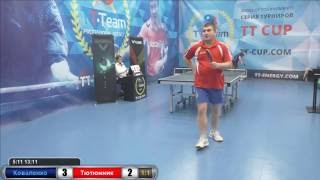 Коваленко В. vs Тютюнник А.