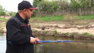 """Передача """"На рыбалке"""" 25 июня 2013 г. Ловля карася и леща."""