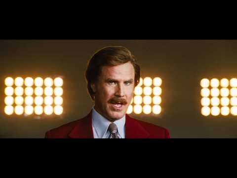 Anchorman: The Legend Continues - International Teaser Trailer