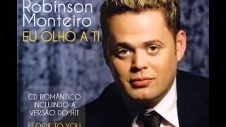 Robinson Monteiro Contigo Aprendi