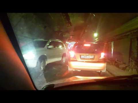 Автомобильный тоннель под шлюзом №1 Канала им. Москвы