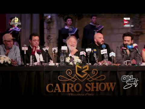 """يحيى الفخراني عن """"الملك لير"""": سعيد بإقبال الجمهور المصري على هذه النوعية من الأعمال"""