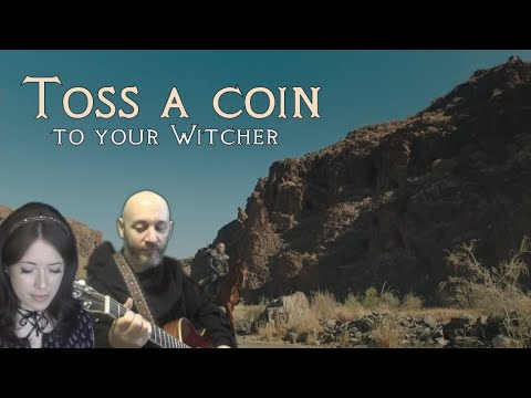 "Jaskier  ""Toss A Coin To Your Witcher"" Cover by Snowflake Sharmie"