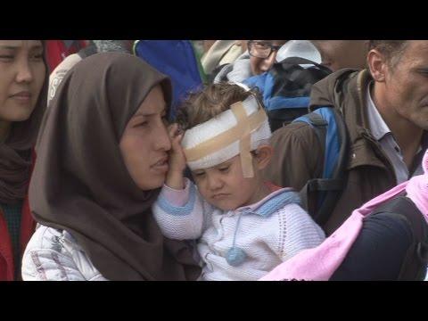 Από την ΄Υπατη Αρμοστεία του ΟΗΕ νέος καταυλισμός για τους μετανάστες και τους πρόσφυγες