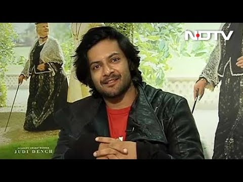 Judi Dench Is Child-Like, But A Stickler For Rehearsals: Ali Fazal