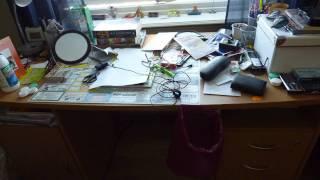 En kort stop-motion som jag genomförde då mitt skrivbord behövde rensas. Inget 100% seriöst så har en del missar.A short stop-motion that I made as my desk needed some cleaning. Noting 100% serious so it contains a couple of misstakes.