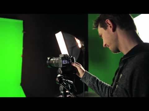 Chroma Key - Learn the tips and tricks of filming on green screen from TubeTape.com. In this tutorial you will learn the dos and don'ts of chromakey.