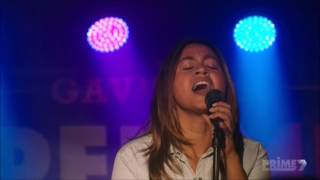 Jessica Mauboy - Diamonds - The Secret Daughter