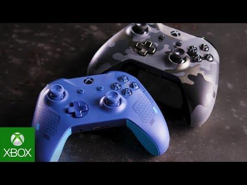 2 nouvelles manettes pour la Xbox One de