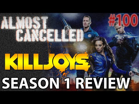 Killjoys Season 1 Review