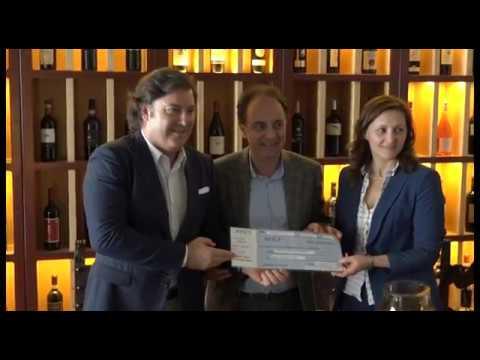 """Ad Arezzo il progetto """"Etico"""" dei Tappi in sughero: donati 735 euro ai """"Ragazzi Speciali"""""""