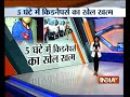 Delhi police manages ro rescue child within 5 hrs of kidnapping - Video