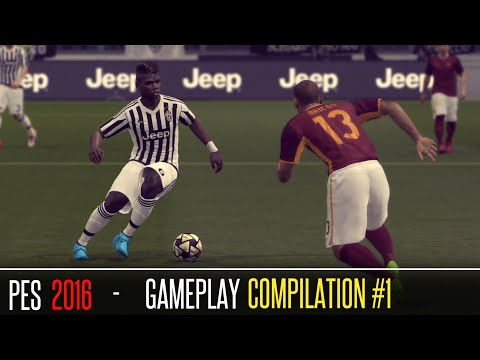 [PES 2016] Gameplay Compilation #1 by Weedens