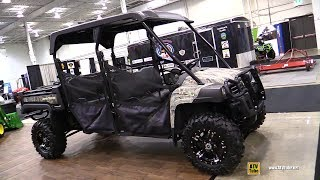 2. 2019 John Deere Gator XUV 825 M S4 Utility ATV - Walkaround - 2018 Toronto ATV Show
