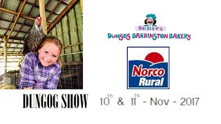 Dungog Show