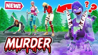 SHADOW BOMB Murder Mystery *NEW* Game Mode in Fortnite Battle Royale
