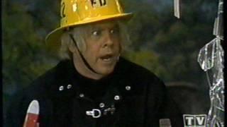 Tim Conway as a Fireman