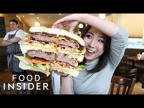 35 Wild Burgers You Need To Eat Before You Die | The Ultimate List