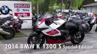 10. Pre-Owned 2014 BMW K 1300 S 30th Anniversary Special Edition at Euro Cycles of Tampa Bay