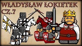 Witam w kolejnej odsłonie Historii na Szybko, gdzie omówimy ostatnią część rządów Władysława Łokietka. Omówimy czesko-krzyżacką inwazję czy też bitwę ...