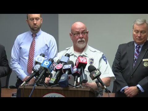 Full press conference: Port Clinton police chief updates on the death of Harley Dilly