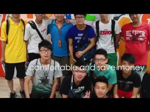 Video of Homey Hostel-Taipei Main Station