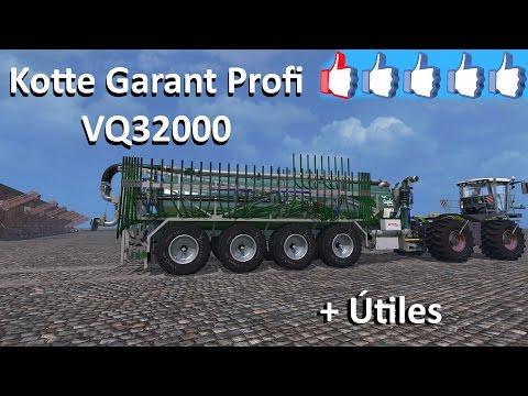 Kotte Garant Liquid Manure Tank XST 15000 v1.0