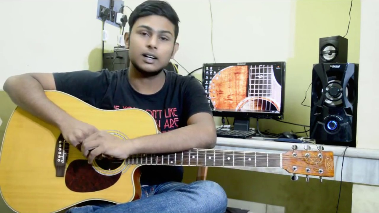 Tutorial 3:Beginner Acoustic Guitar Lesson-Major and Minor Scale(Bengali)-Tutorial 3