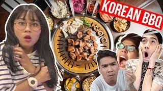 BBQ Hàn Quốc cùng các Streamer + Youtuber nổi tiếng || THY ƠI MÀY ĐI ĐÂU ĐẤY ??? || KOREA TRIP #6