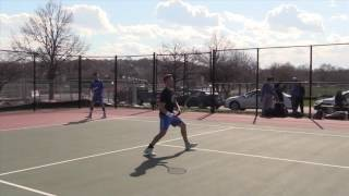 2015-16 UMass Boston Men's Tennis Season Highlights