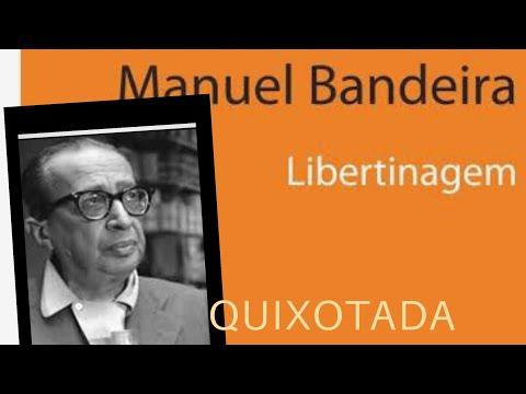 Libertinagem, de Manuel  Bandeira