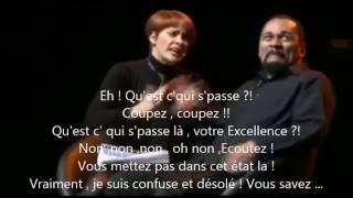 """Video Dieudonné """" Le Président Camerounais """" et """" Les Psychopathes """" , Sous-Titres , Vostfr . MP3, 3GP, MP4, WEBM, AVI, FLV November 2017"""