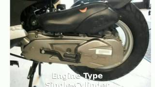 6. 2010 Genuine Scooter Co. Stella 4-Stroke 150 - Details & Specification