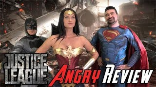 Video Justice League Angry Movie Review MP3, 3GP, MP4, WEBM, AVI, FLV Maret 2018