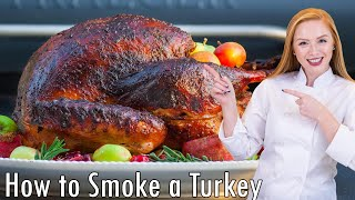 How to Smoke a Turkey by Tatyana's Everyday Food