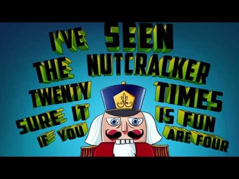Straight No Chaser - Nutcracker [Official Lyric Video]